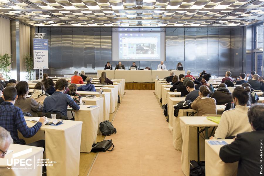 UPEC - Journées scientifiques de l'environnement