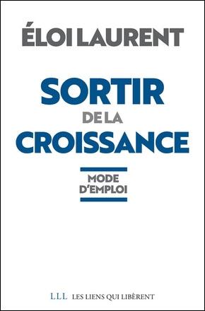 Livre E. Laurent Sortir croissance
