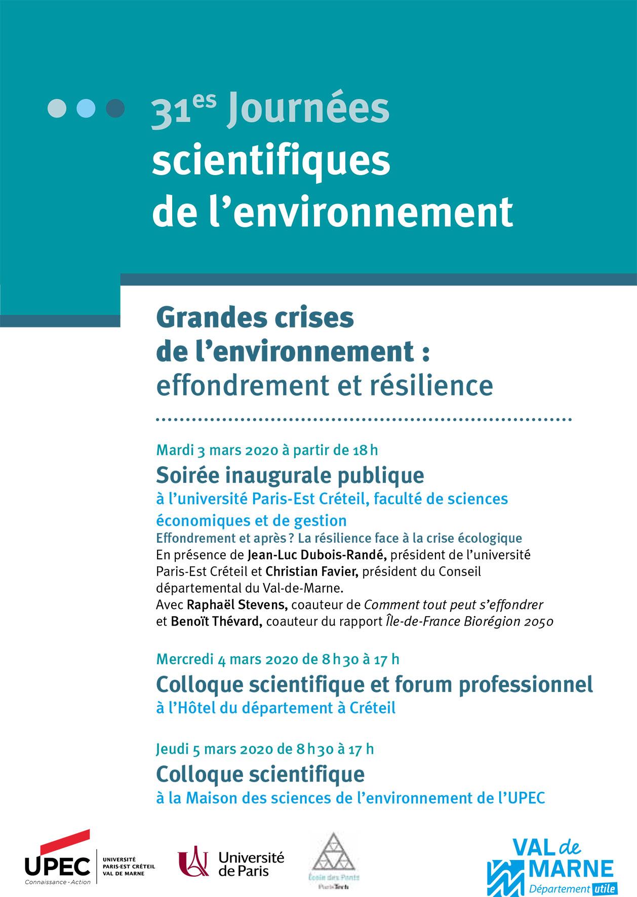 Programme JSE 2020